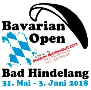 Bavarian Open 2018 logo